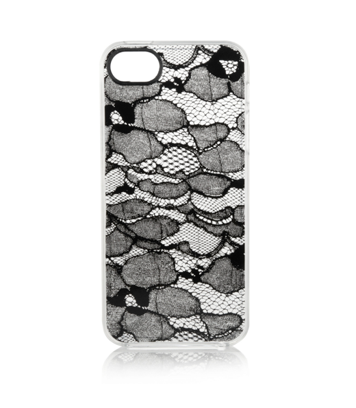 Apple iPhone 5C Portemonnee Hoesje – Sonata Zwart