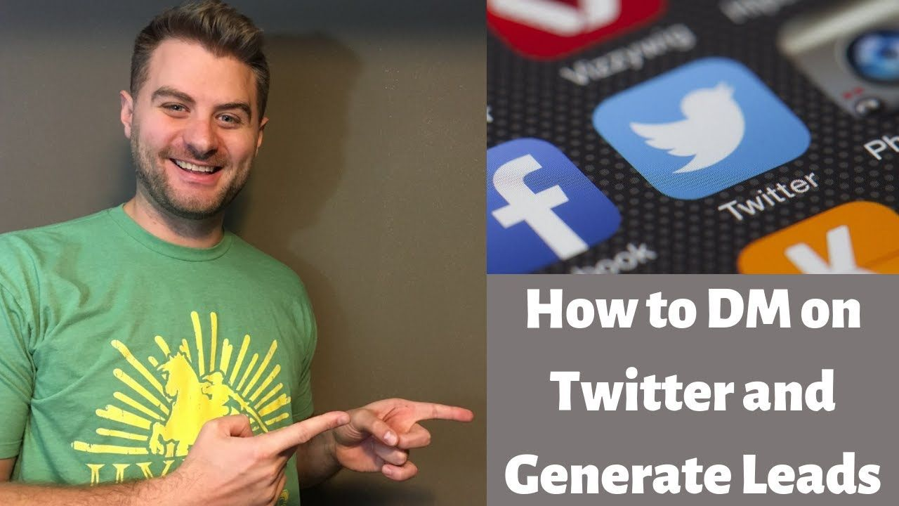 How To DM On Twitter And Get Traffic And Leads Check Out