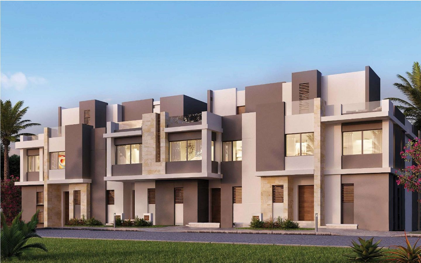 Tawny 6 October Compound By Hyde Park Developments Town House Twin House Stand Alone Villa Tawny Master In 2020 House Styles Real Estate Companies Real Estate