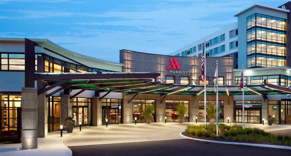 The Marriott Columbus University Area Hotel Certainly Poses As A