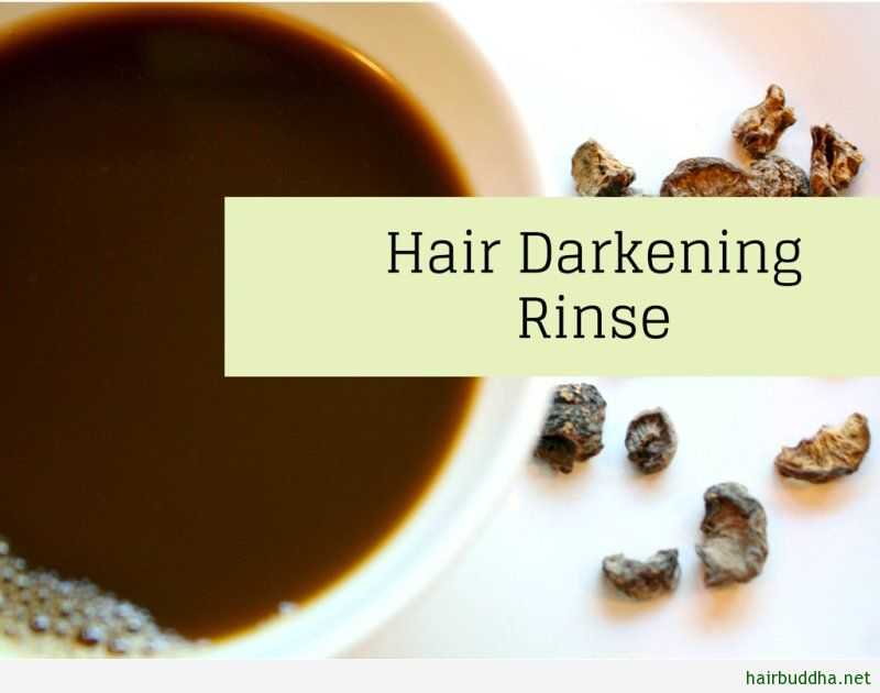 How to cheat grey hair darken your hair without hair dye