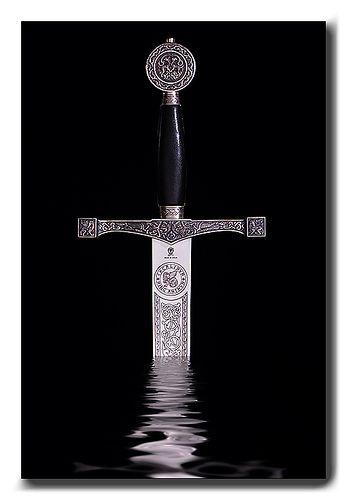 Excalibur Sword Sword Tattoo Excalibur Sword