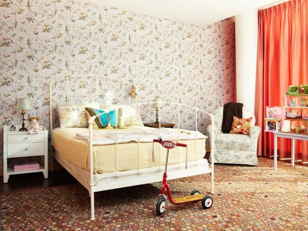 Top Bedroom Trends for Kids - fun, playful ideas for rooms they'll love. #home #decor #kids