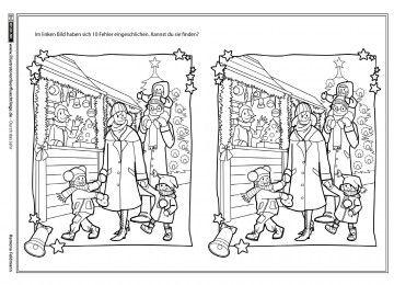 spieleideen und montessori material für kinder kostenlos zum ausdrucken | vorschule weihnachten