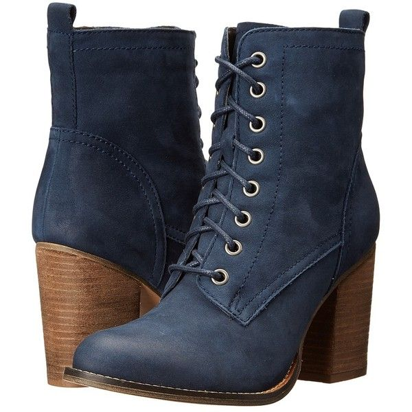 Steve Madden Lauuren Women's Dress Lace-up Boots featuring ...