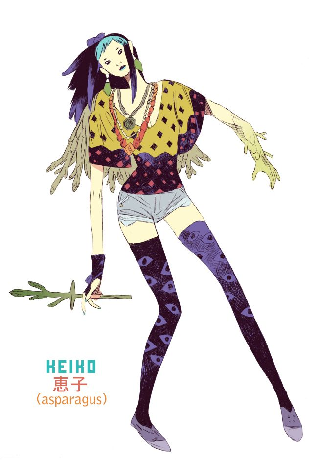 https://www.behance.net/gallery/20669553/FLAVOR-GIRLS-