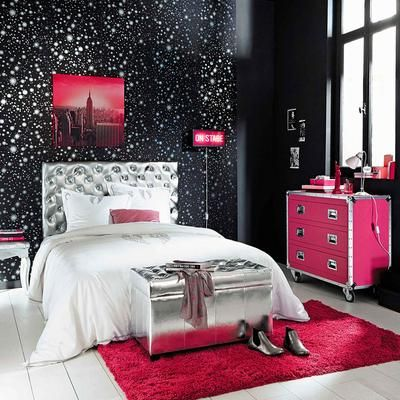 C mo pintar un dormitorio juvenil colores e ideas - Ideas para pintar habitaciones ...