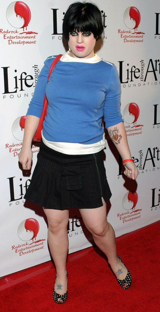 Pin on Amazing Faces Old & NewKelly Osbourne Weight Gain 2019