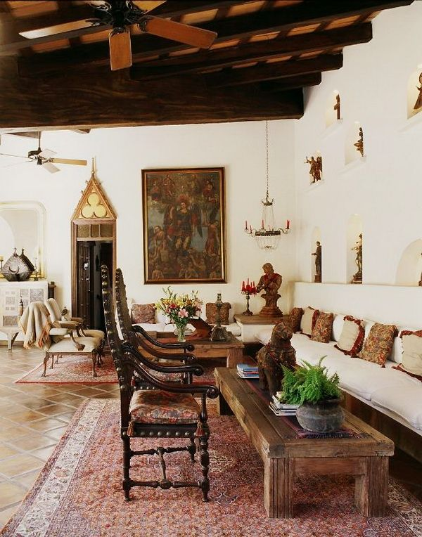 Zsazsa Bellagio Like No Other I Need A Vacation Spanish Colonial Decor Spanish Style Homes Spanish Decor #spanish #colonial #living #room