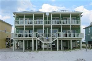 Heavenly Sunrise Orange Beach Vacation Duplex East Side Al 5 Bed 4 Bath