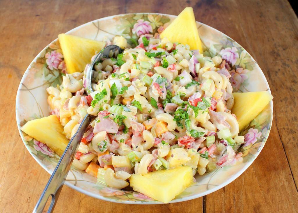 Салат гавайский фото одна немногих