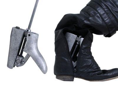 Cast Aluminum Boot Instep Stretcher and