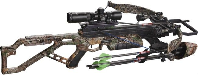 Excalibur Micro 355 crossbow review  Great crossbow for deer