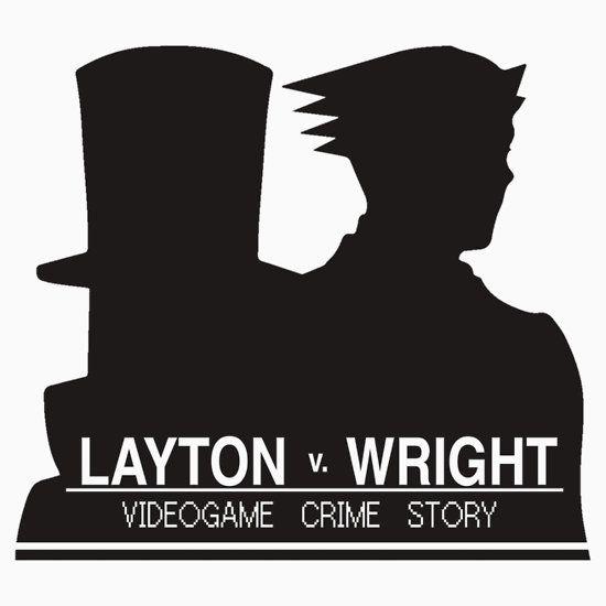 Videogame Crime Story #Layton #ProfessorLayton #PhoenixWright #Wright #Phoenix #AceAttorney #Redbubble #Puzzle #TShirt #OJSimpson #Simpson #AmericanCrimeStory