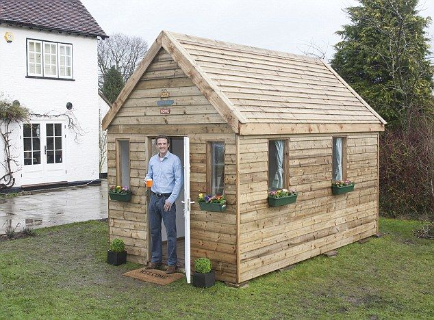 High Quality Could YOU Build A Flatpack House? Home In A Box Costs Just £6,500. But Is  It Really As Easy To Build As An IKEA Bookcase? We Gave One Brave Dad A  Week ...