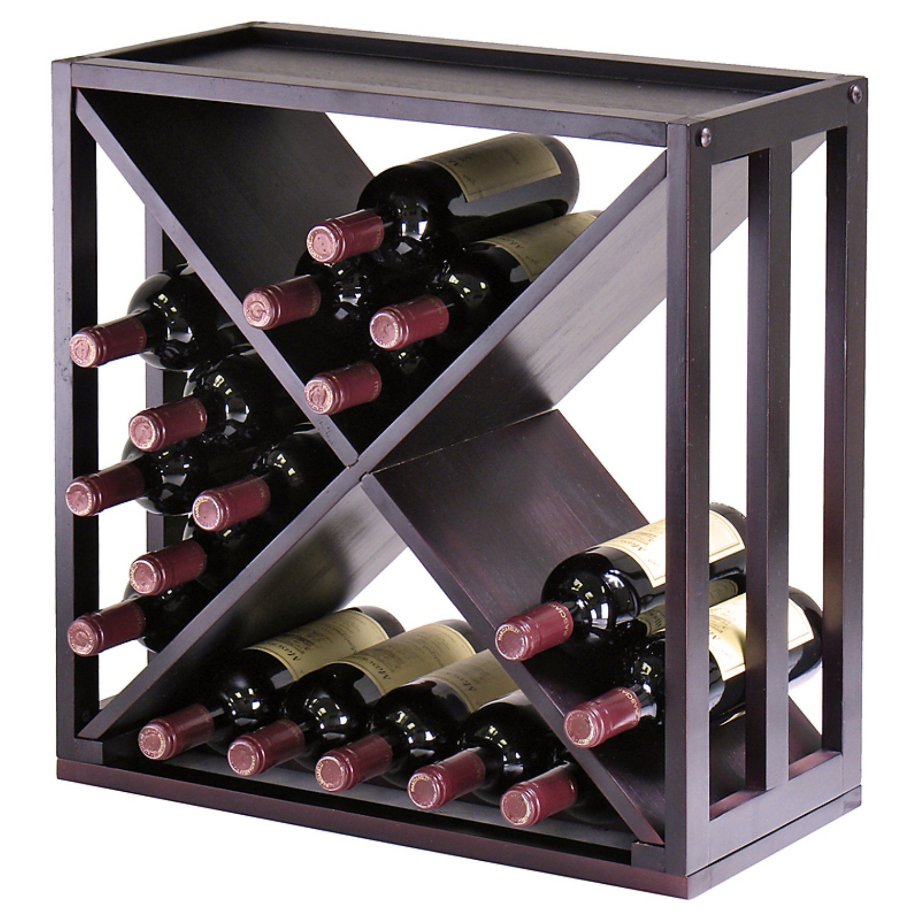 Kingston Modular X Cube Wine Rack - 92104