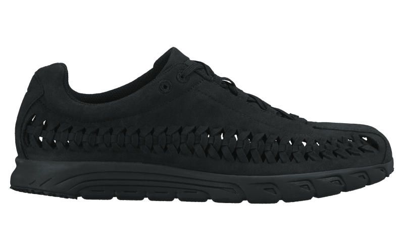 e93866893 See the pictures and find release info on the Nike Mayfly Woven Triple-Black  - A super popular sneaker returning after a couple of years wait.