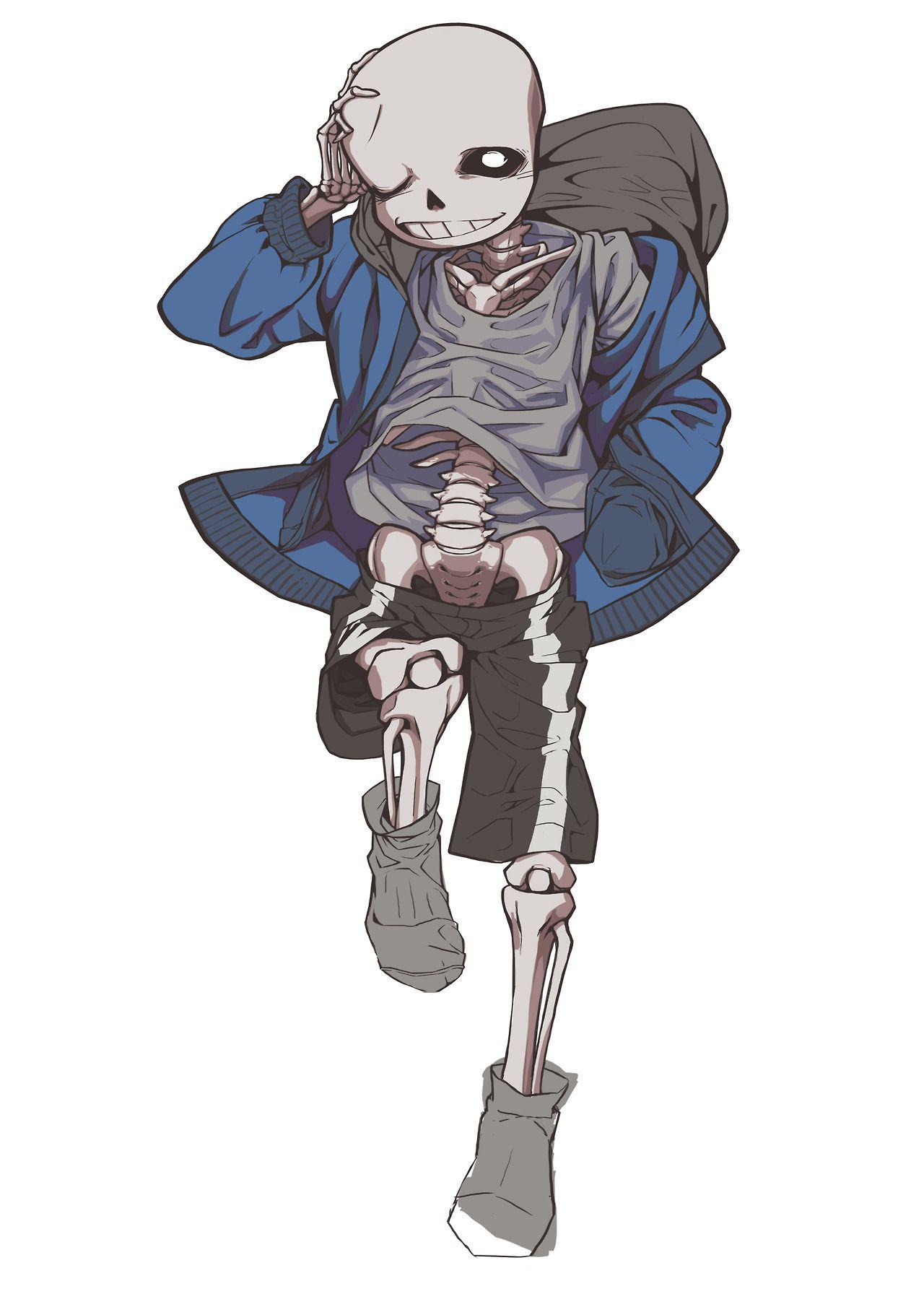 фотографии скелетов из андертейл