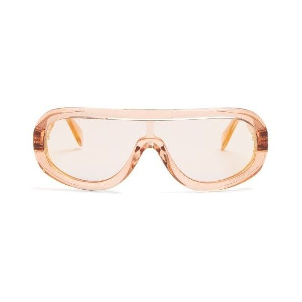 Mask acetate sunglasses Celine x0SB6