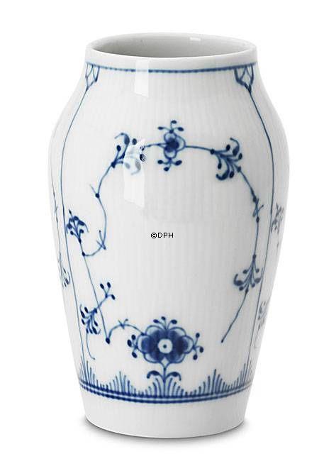 Royal Copenhagen Porcelain Vase With Art Nouveau Style Trumpet