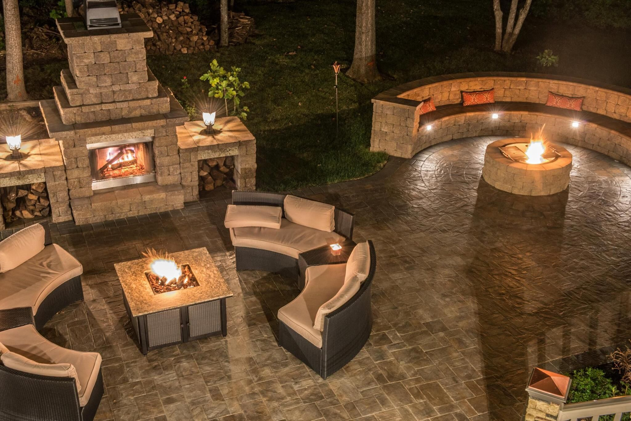 Pin On Cambridge Outdoor Fireplaces