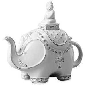 Utopia Darjeeling Jonathon Adler teapot
