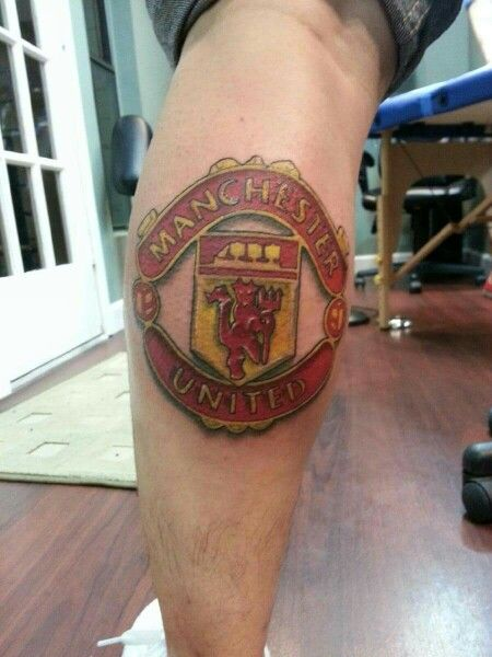 Manchester United Tattoo Tattoos The Unit Manchester United