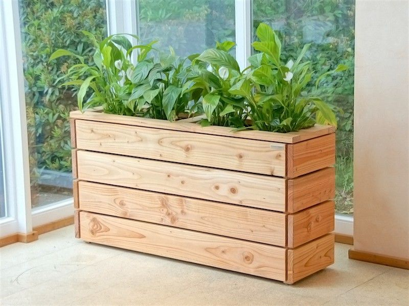 pflanzkasten pflanzk bel holz douglasie terrasse. Black Bedroom Furniture Sets. Home Design Ideas