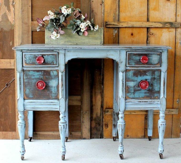 un meuble en bois  idées et astuces - moderniser un meuble en bois