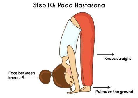 the complete guide to surya namaskar or sun salutation  salut