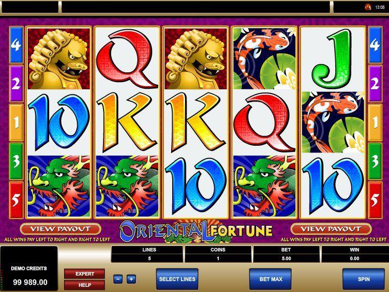 Gire agora nossa nova online grátis Jogo de slot Oriental