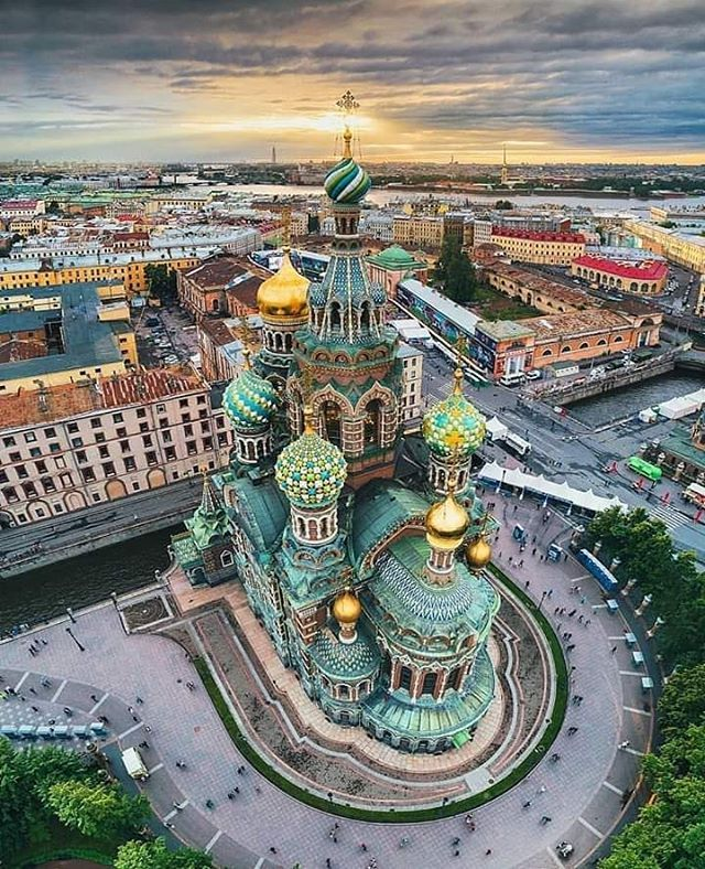 Saint Petersburg City Russia Photo by dimidbyjomCuti cutidotmy ...