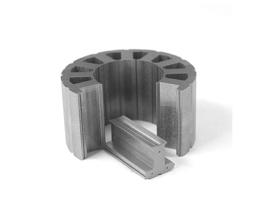 Lamination Stacks Segmented Servo Motors Segmentation Stack Decor