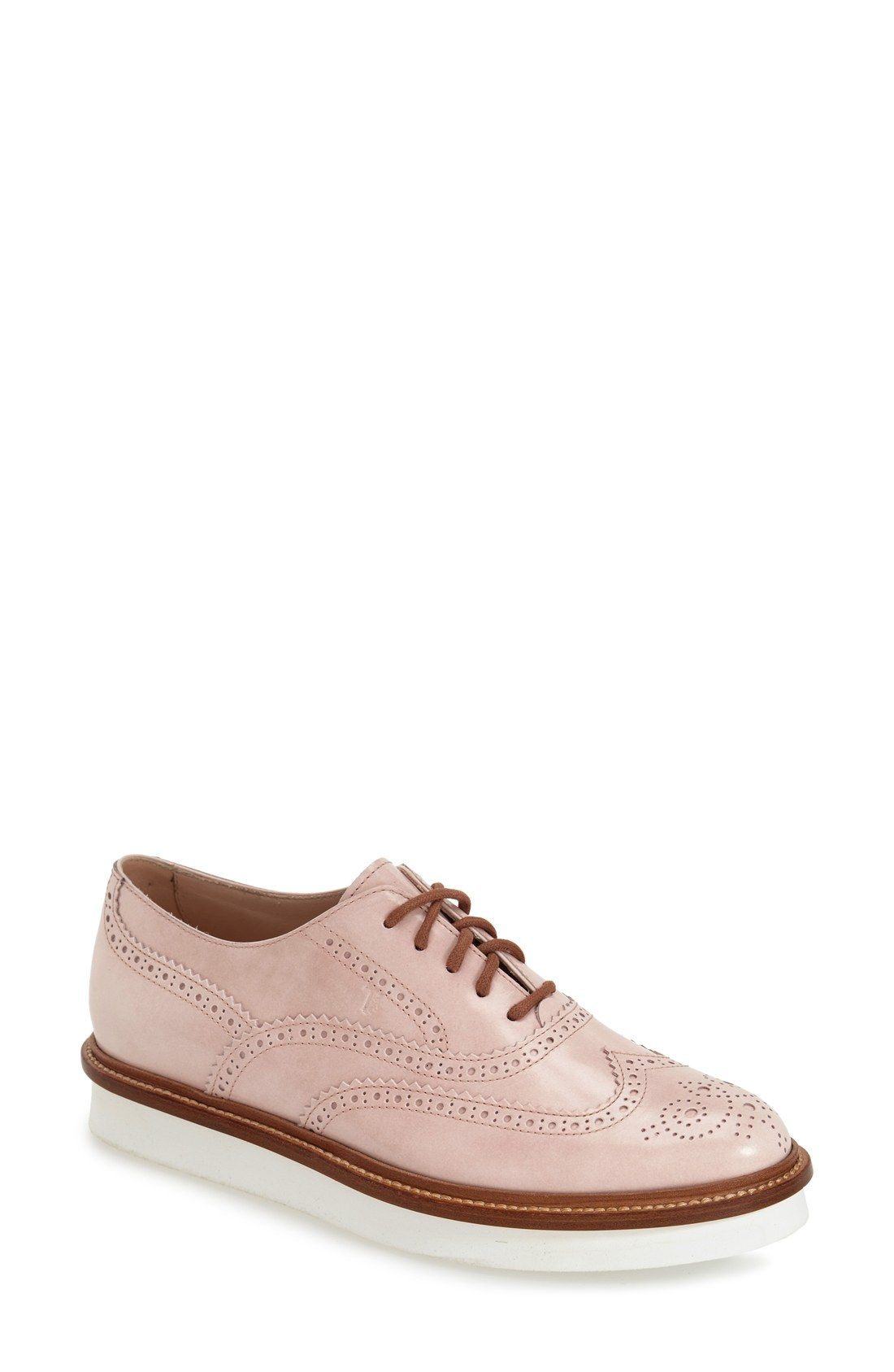 Tod's Platform Wingtip Oxfords shop for for sale outlet brand new unisex enjoy for sale with paypal cheap online WjBPtUlbx