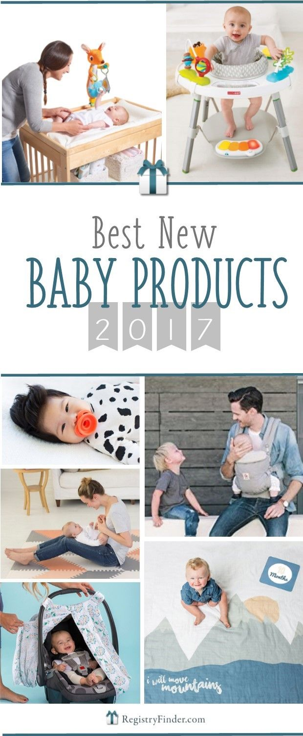2017 Best New Baby Products | RegistryFinder.com
