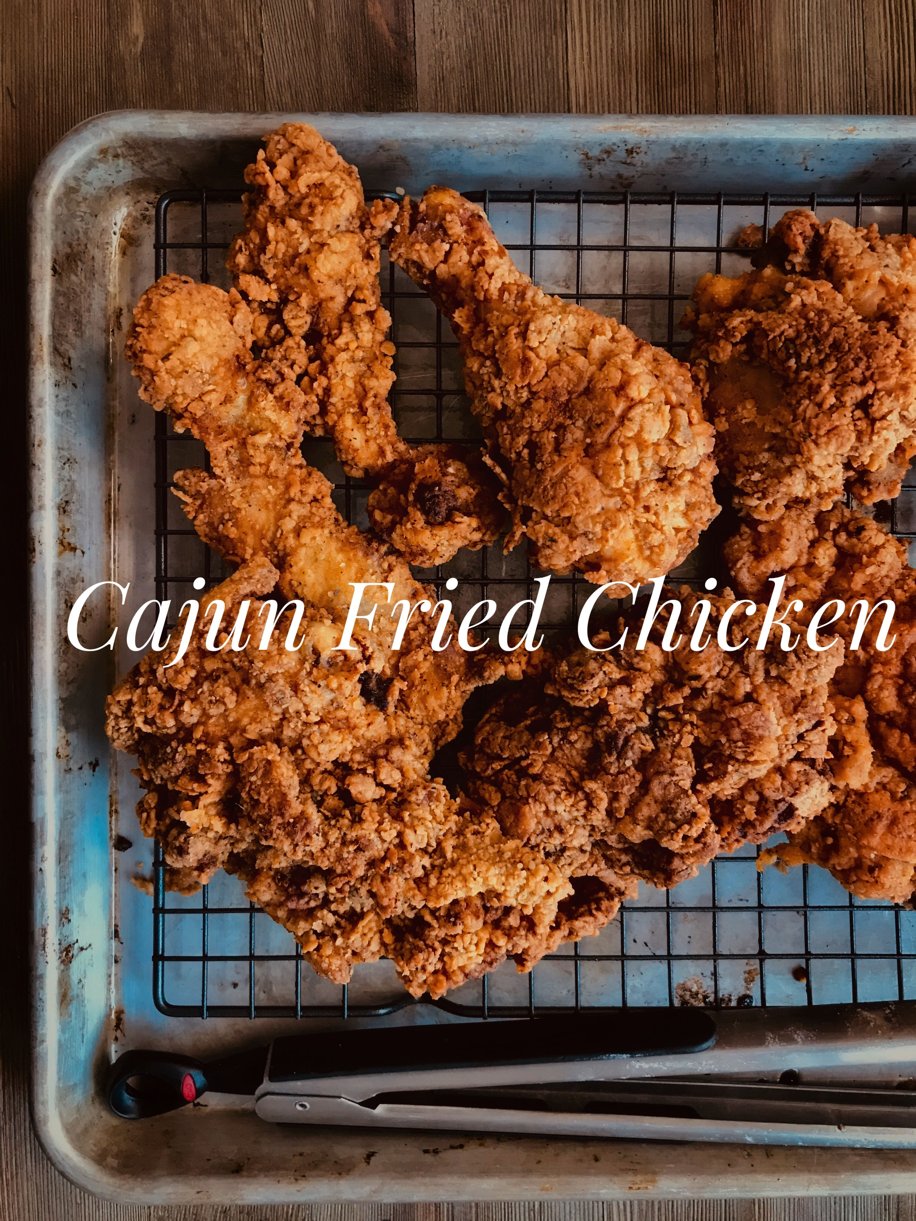 Cajun Fried Chicken Cajun Fried Chicken Fried Chicken Seasoning Fried Chicken