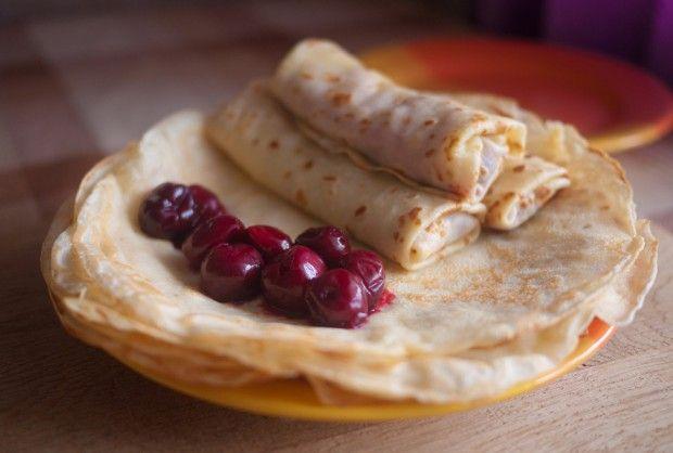 Recipe ukrainian nalysnyky crepes dessert food nalysnyky cuisine recipe ukrainian forumfinder Gallery