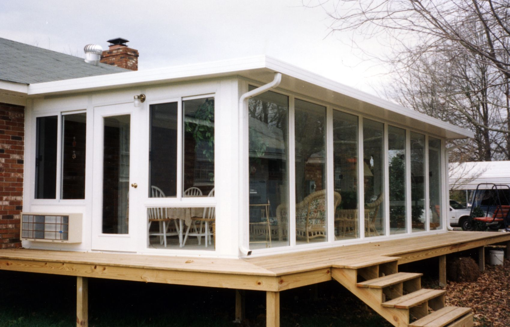 Snap N Lock Sip Enclosed Patio Rooms Enclosed Patio Patio Trends Patio Room