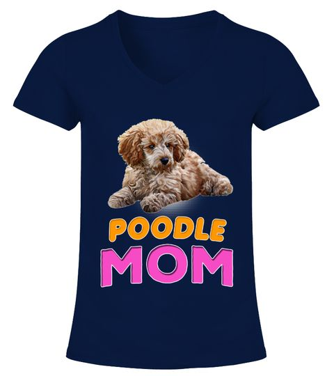 Drawing Dog Red Toy Poodle Puppy Mom Special Offer Not