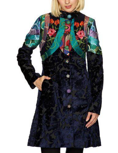 Women's Desigual Abrig La 2019Fashion Solista Coat In 0vNw8nmO