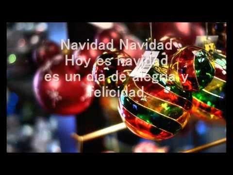 Cancion de gloria estefan navidad con letra