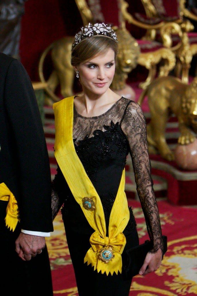 spanish royal family host a dinner pinterest spanish royal