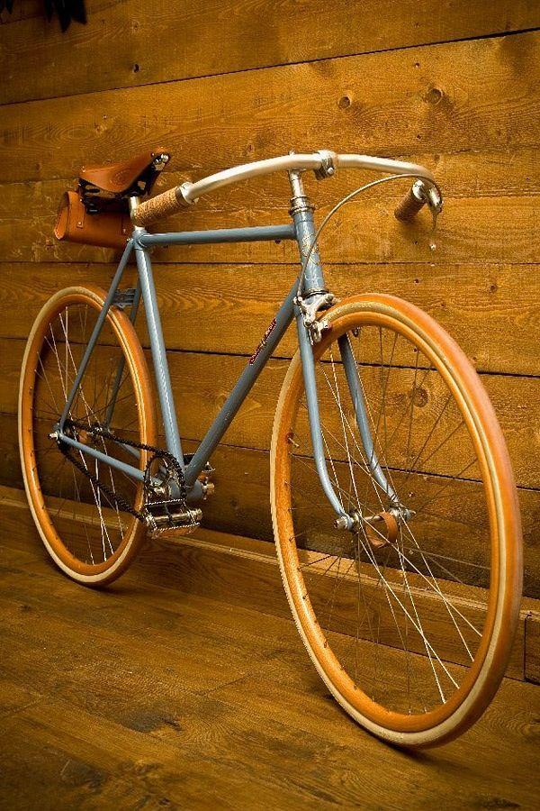 Men S Vintage Look Bicycle Mens Bike Bicycle Transport Brown