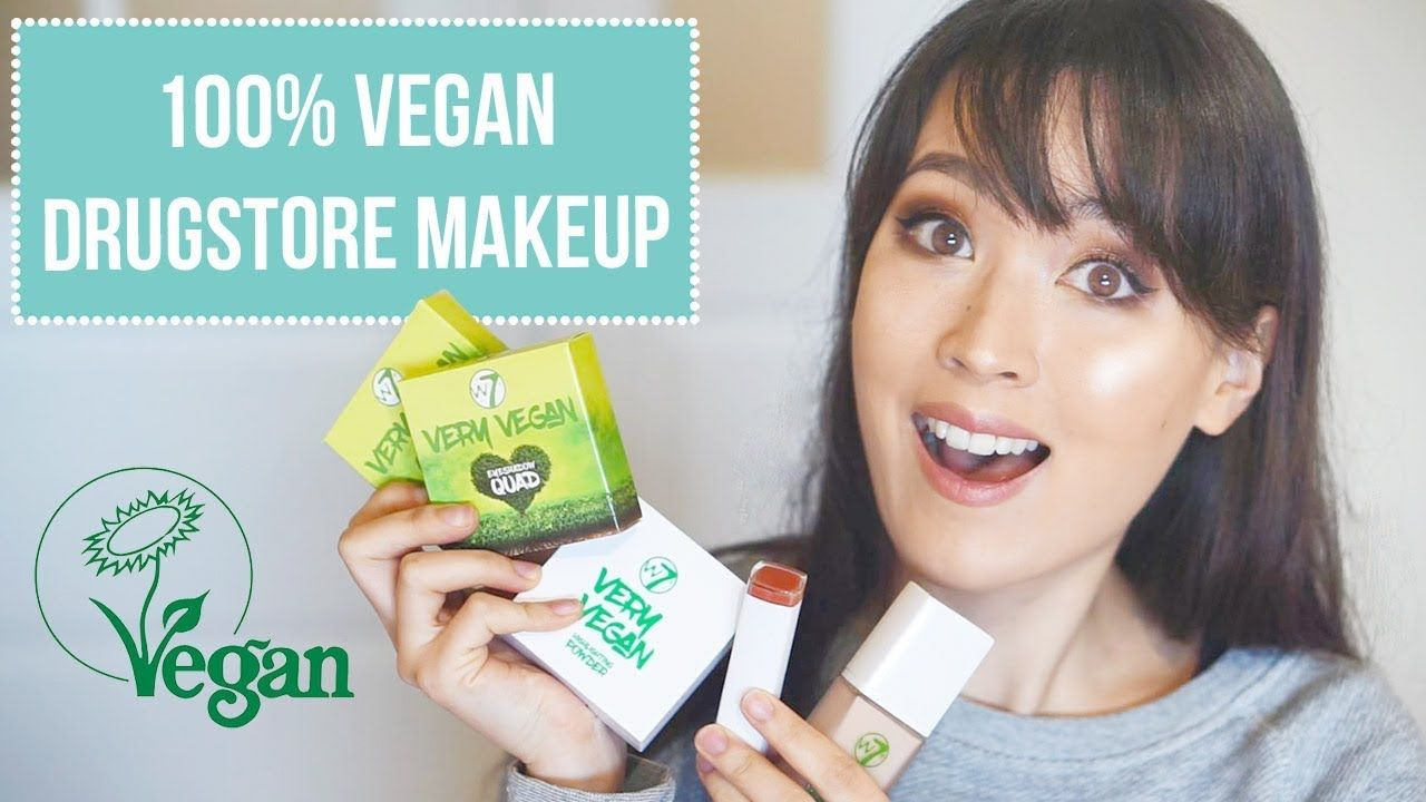 W7 Very Vegan Makeup First Impressions + Review Cruelty