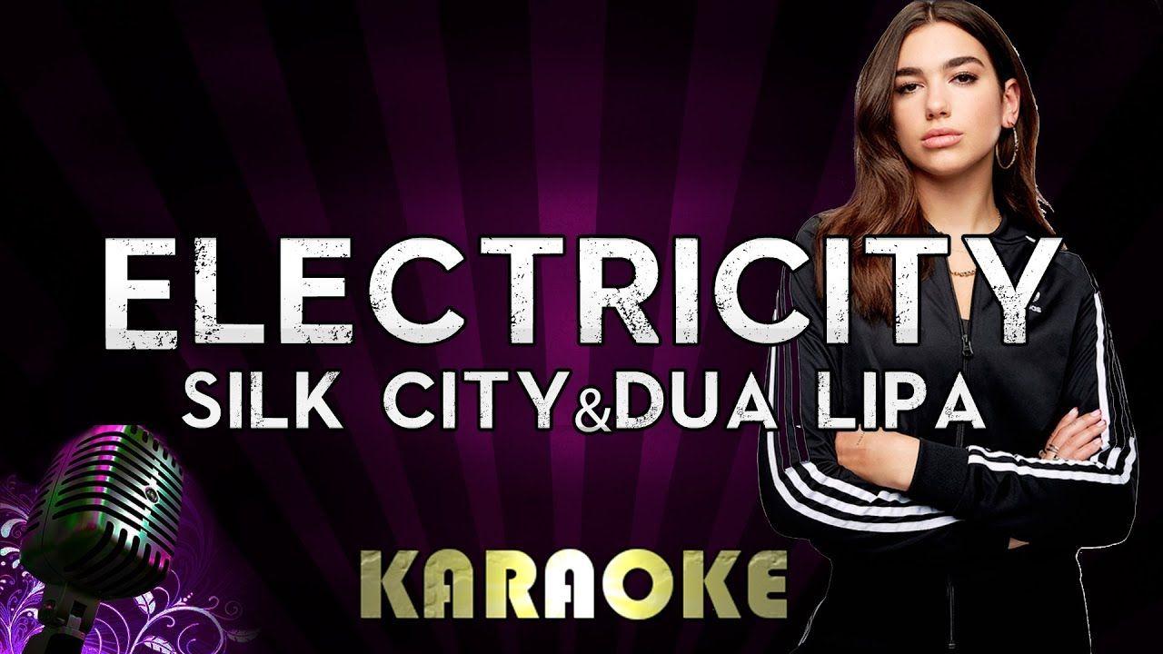 Silk City, Dua Lipa - Electricity ft  Diplo, Mark Ronson