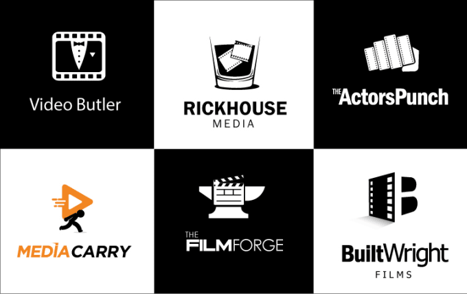 Guavanaboy I Will Design Photography Movie And Film Production Logo For 20 On Fiverr Com Film Logo Movies Logos