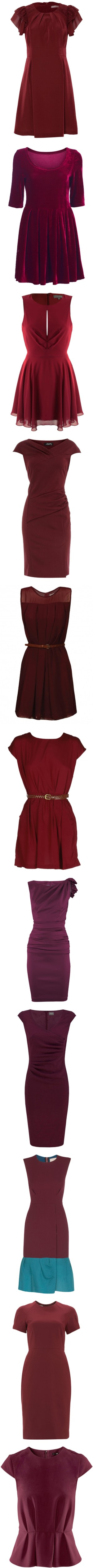 """burgandy oxblood maroon ideas"" by countrycousin ❤ liked on Polyvore"