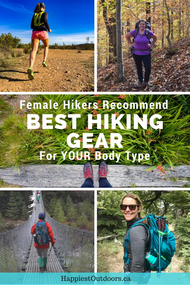 Photo of Women's Hiking Gear to Fit Your Body Type – Recommendations From Female Hikers | Happiest Outdoors