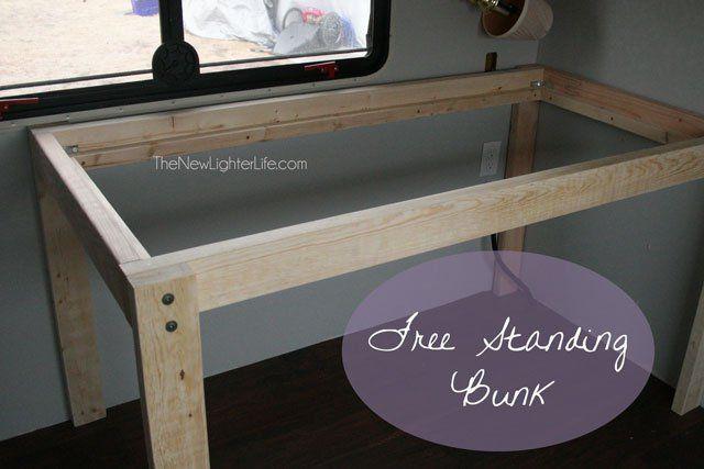 Tripple Bunk Bed Diy Plans