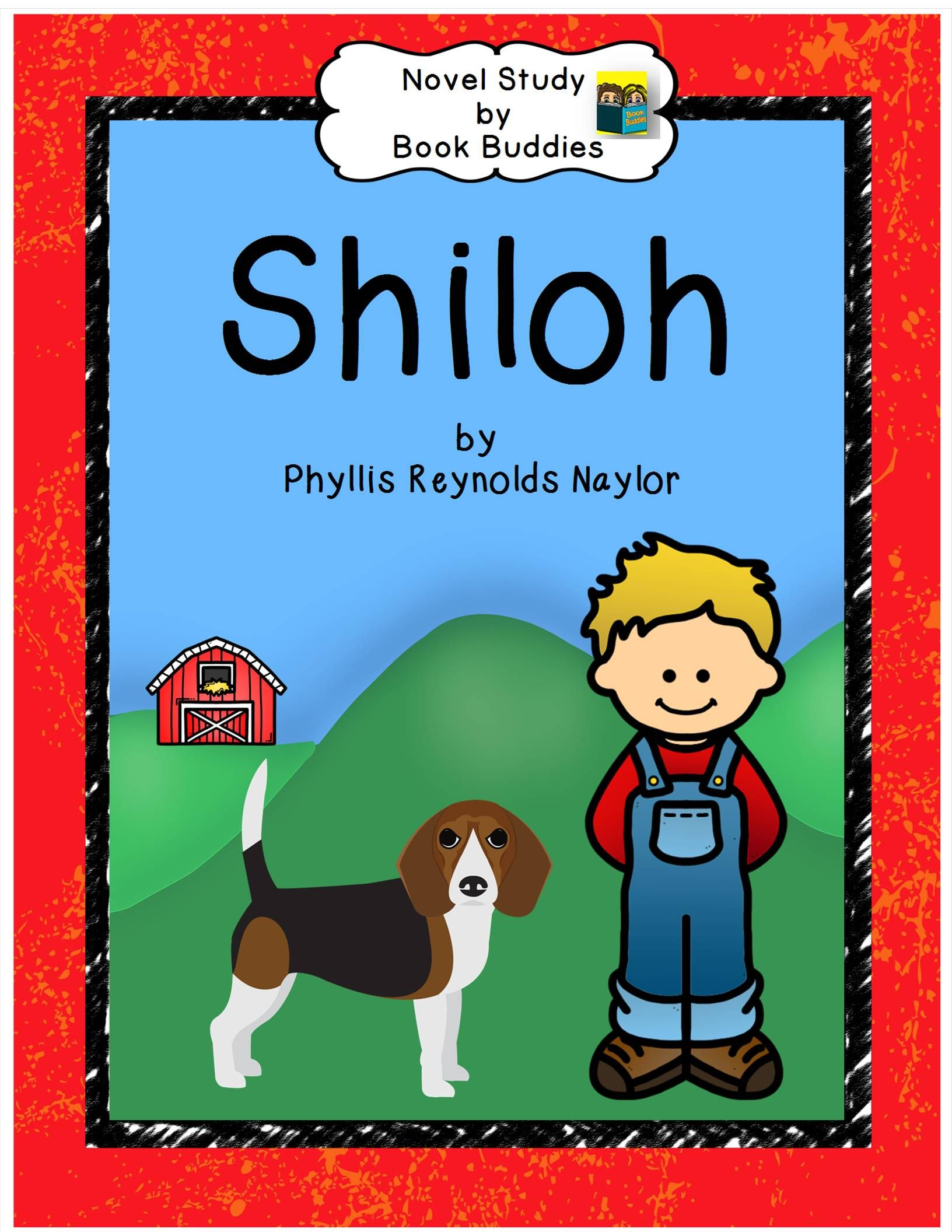 small resolution of This Shiloh novel study is Common Core aligned